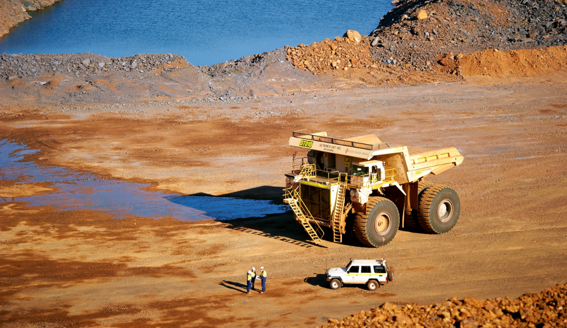 gold mining industry in Australia